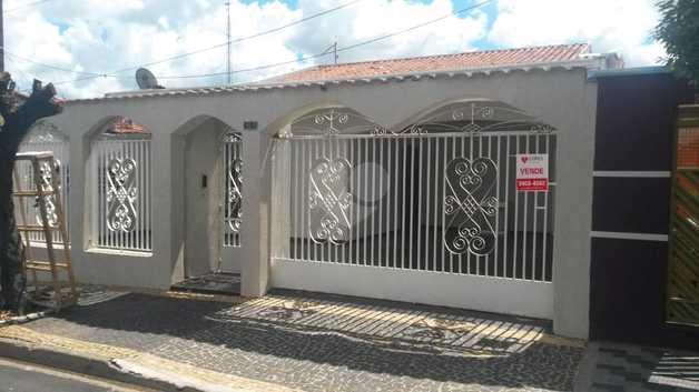 Venda Casa Santa Bárbara D'oeste Parque Frezarin REO 21