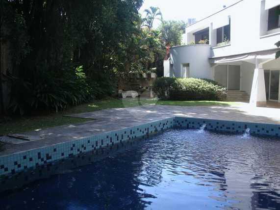 Venda Casa São Paulo Jardim América REO 21