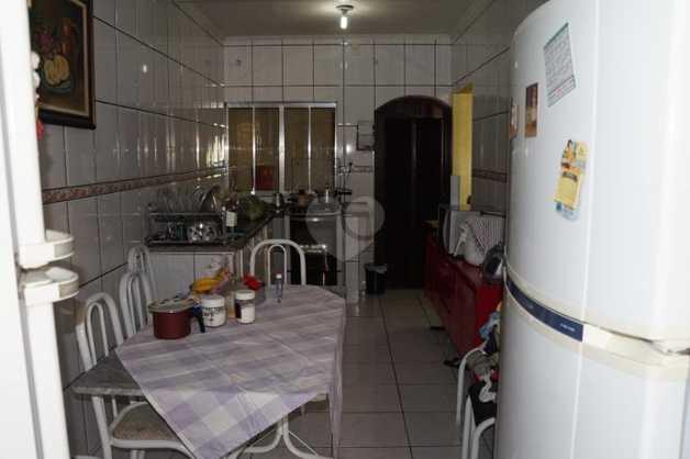 Venda Casa de vila São Paulo Vila Bertioga REO 1