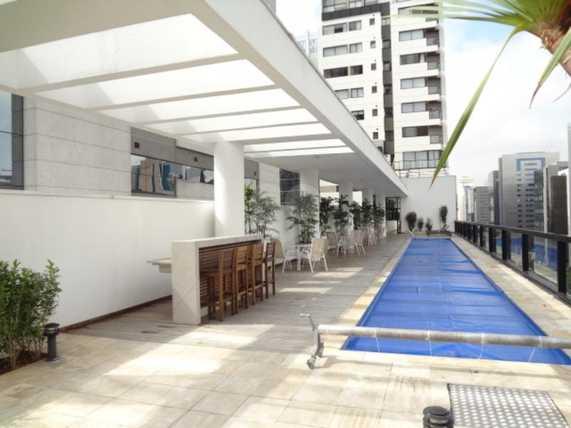 Aluguel Apartamento São Paulo Vila Olímpia REO 1