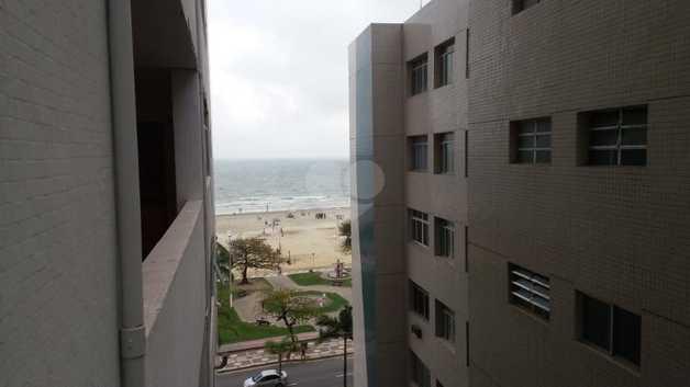 Aluguel Apartamento Santos Boqueirão REO 12
