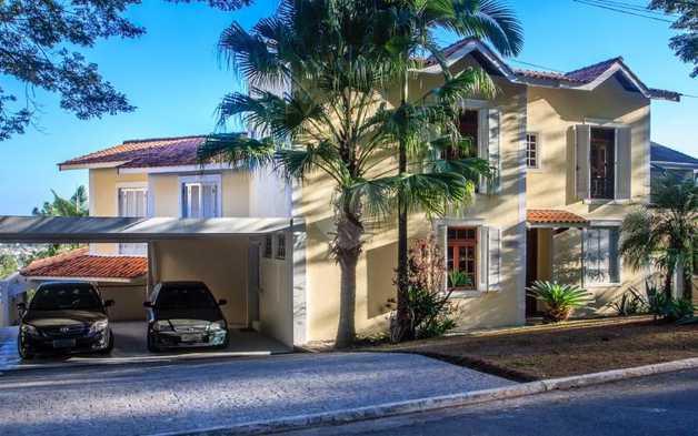 Aluguel Casa Santana De Parnaíba Alphaville REO 8