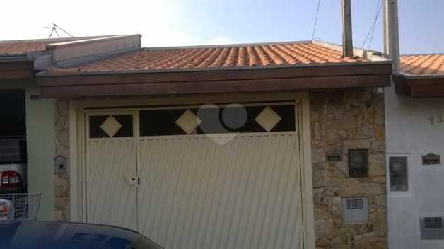 Venda Casa Santa Bárbara D'oeste Loteamento Planalto Do Sol REO 10