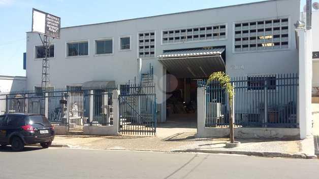 Venda Galpão Santa Bárbara D'oeste Loteamento Industrial REO 8