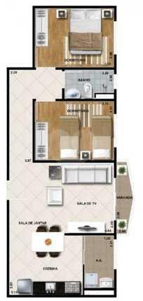 Venda Apartamento Guarulhos Ponte Grande REO 20