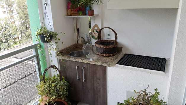 Venda Apartamento Guarulhos Jardim Flor Da Montanha REO 22