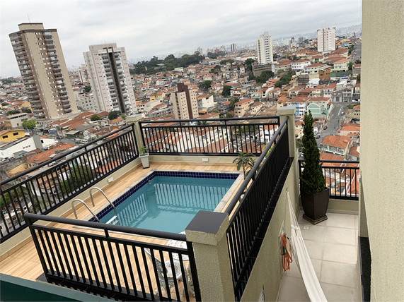 Venda Cobertura São Paulo Vila Dom Pedro Ii REO 5