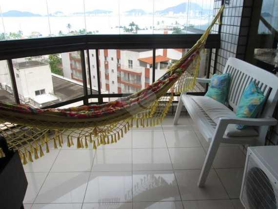 Venda Apartamento Guarujá Loteamento João Batista Julião REO 14