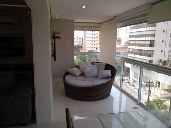 Venda Apartamento Santos Embaré REO 7