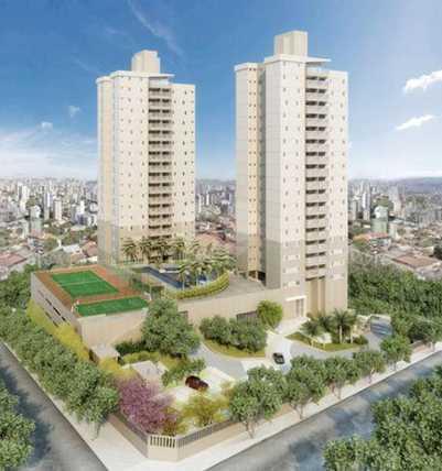 Venda Apartamento Belo Horizonte São Lucas REO 15