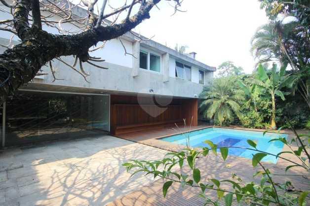 Venda Casa São Paulo Alto De Pinheiros null 1