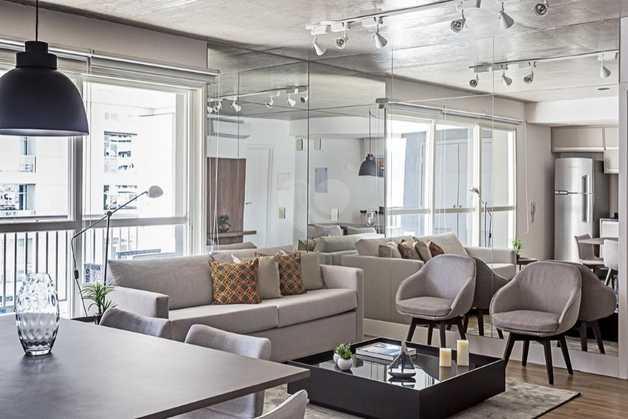 Aluguel Apartamento São Paulo Cidade Monções REO 18