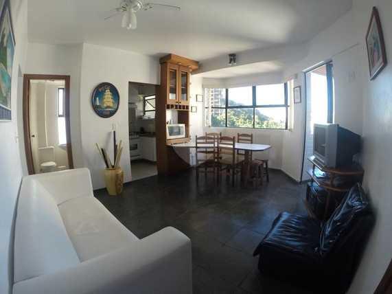 Venda Apartamento Guarujá Vila Luis Antônio REO 14