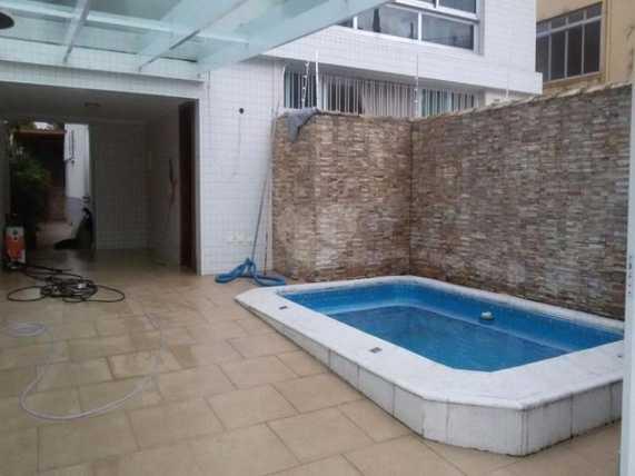 Venda Casa Santos Ponta Da Praia REO 3