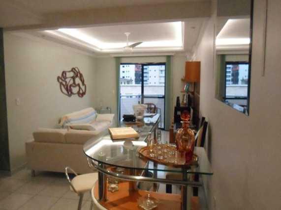 Venda Apartamento Praia Grande Canto Do Forte REO 23
