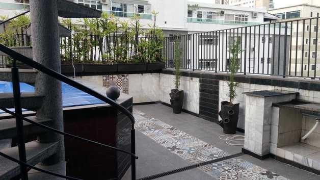 Aluguel Apartamento Santos Boqueirão REO 13