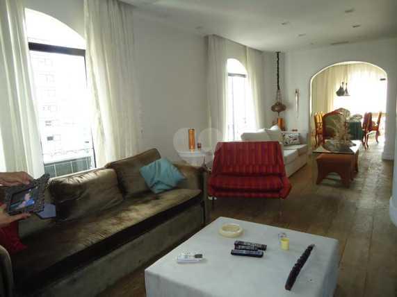 Aluguel Apartamento São Paulo Jardim Paulista REO 4
