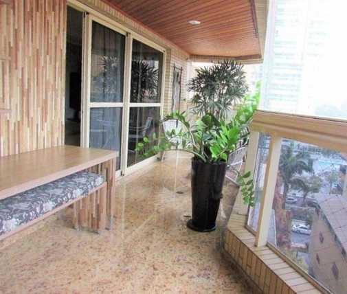 Aluguel Apartamento Santos Embaré REO 7
