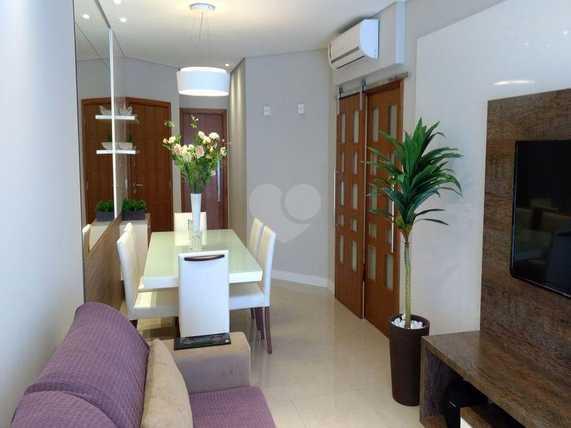 Venda Apartamento Santos Ponta Da Praia REO 6