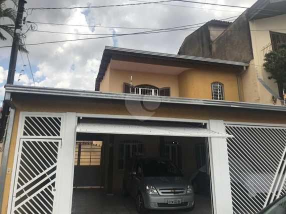 Venda Casa Sorocaba Jardim Santa Rosália REO 8