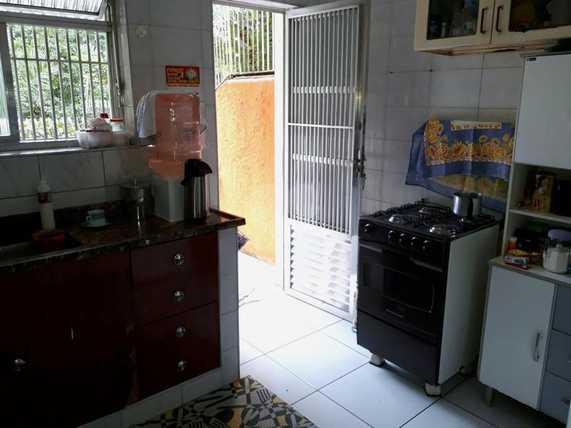 Venda Casa de vila São Paulo Liberdade REO 12