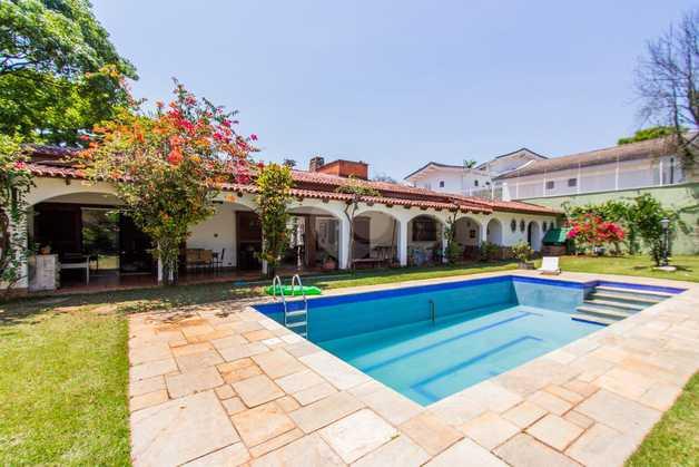 Venda Casa de vila São Paulo Jardim Dos Estados REO 21