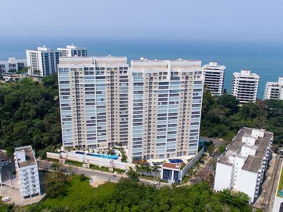 Venda Apartamento Guarujá Parque Enseada REO 12