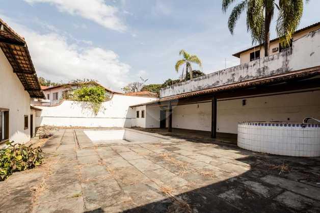 Aluguel Casa Belo Horizonte Cidade Jardim REO 8