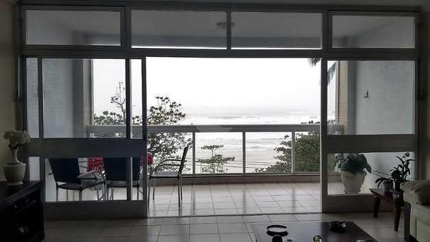 Venda Apartamento Guarujá Pitangueiras REO 8