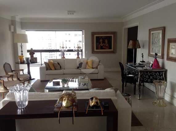 Aluguel Apartamento São Paulo Jardim Vila Mariana REO 17