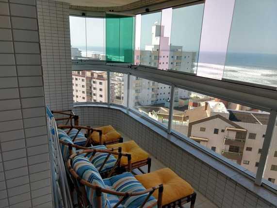 Venda Apartamento Praia Grande Caiçara REO 12