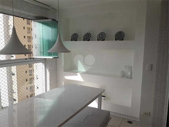 Aluguel Apartamento Santos Ponta Da Praia REO 20