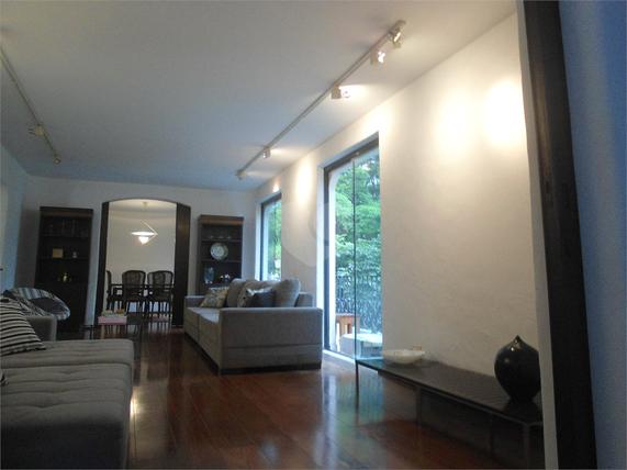 Aluguel Apartamento São Paulo Jardim Paulista REO 18