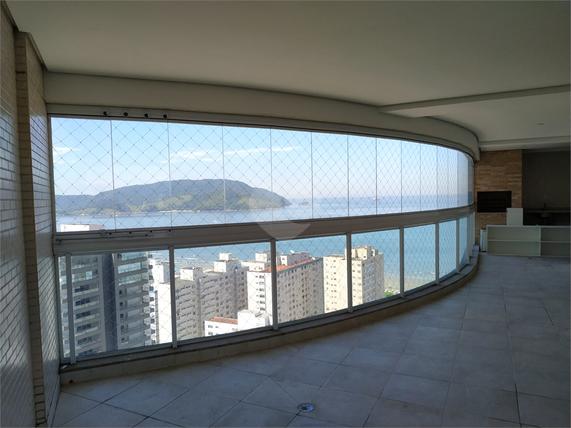 Aluguel Apartamento Santos Boqueirão REO 7