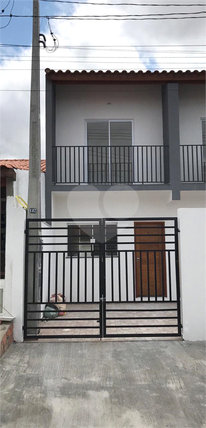 Venda Casa Sorocaba Jardim Santa Madre Paulina REO 16