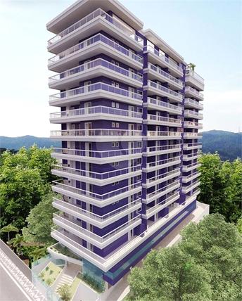 Venda Apartamento Praia Grande Canto Do Forte REO 24