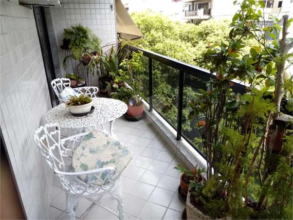 Venda Apartamento Rio De Janeiro Tijuca REO 24