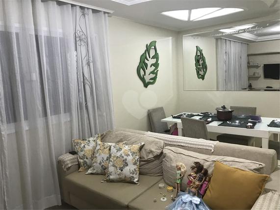Venda Apartamento Santo André Campestre REO 8