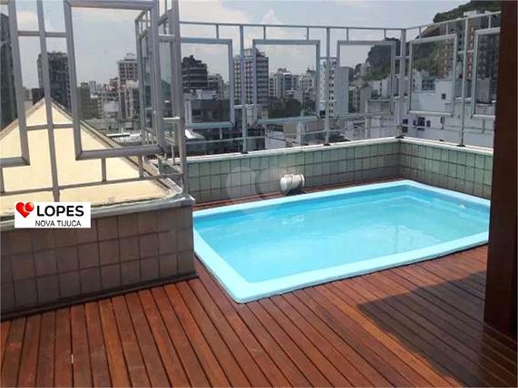 Venda Cobertura Rio De Janeiro Tijuca REO 10