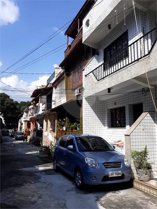 Venda Casa de vila Rio De Janeiro Maracanã REO 12
