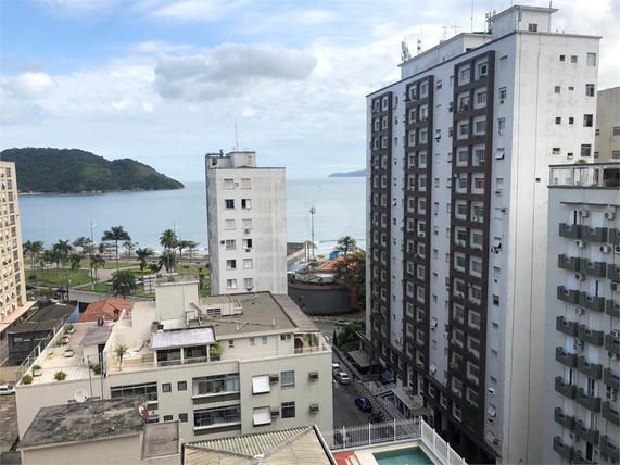 Venda Apartamento Santos Ponta Da Praia REO 24