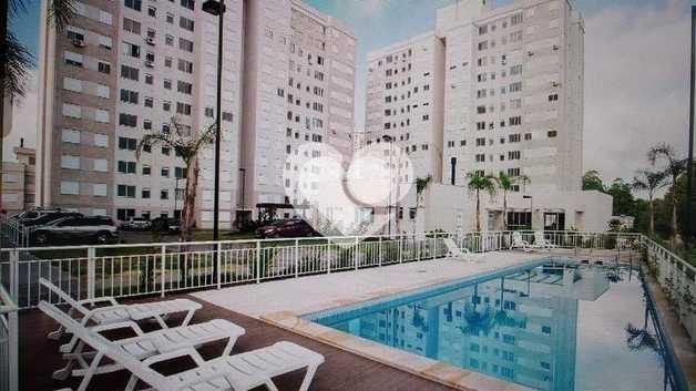 Venda Apartamento Porto Alegre Jardim Itu REO 5