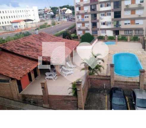 Venda Apartamento Porto Alegre Cavalhada REO 1