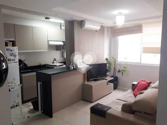 Venda Apartamento Porto Alegre Jardim Itu REO 6
