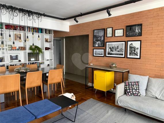 Venda Apartamento São Paulo Santa Cecília REO 24