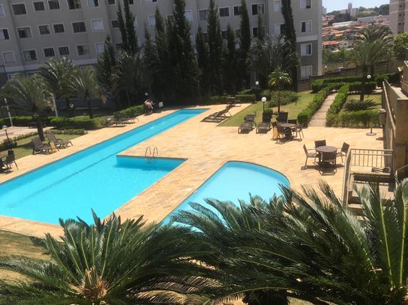 Venda Apartamento Campinas Jardim Nova Europa REO 22