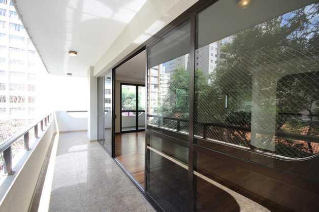 Aluguel Apartamento São Paulo Santa Cecília REO 15