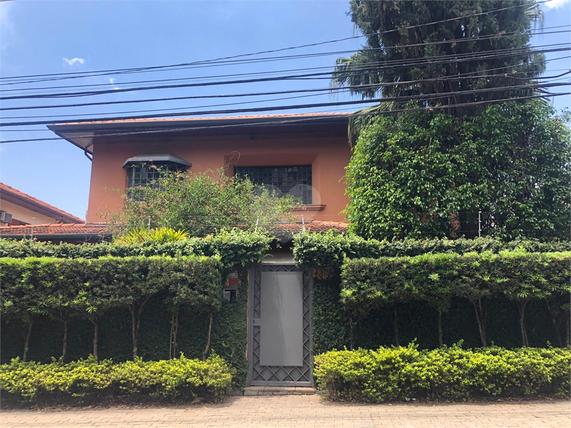 Aluguel Sobrado São Paulo Pacaembu REO 24