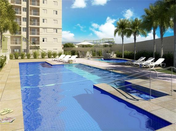 Venda Apartamento Campinas Parque Industrial REO 4
