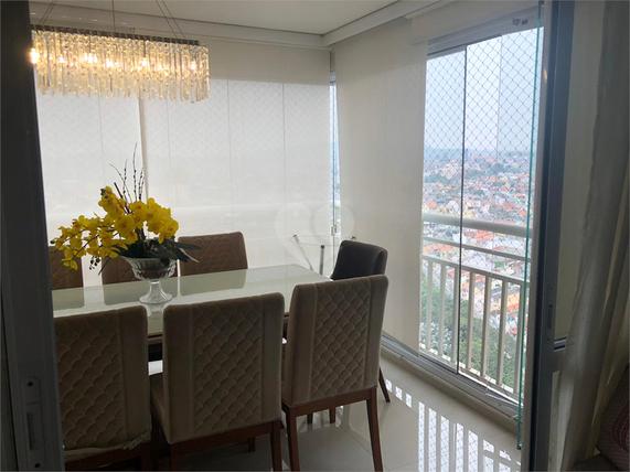 Venda Apartamento Mogi Das Cruzes Parque Santana REO 23